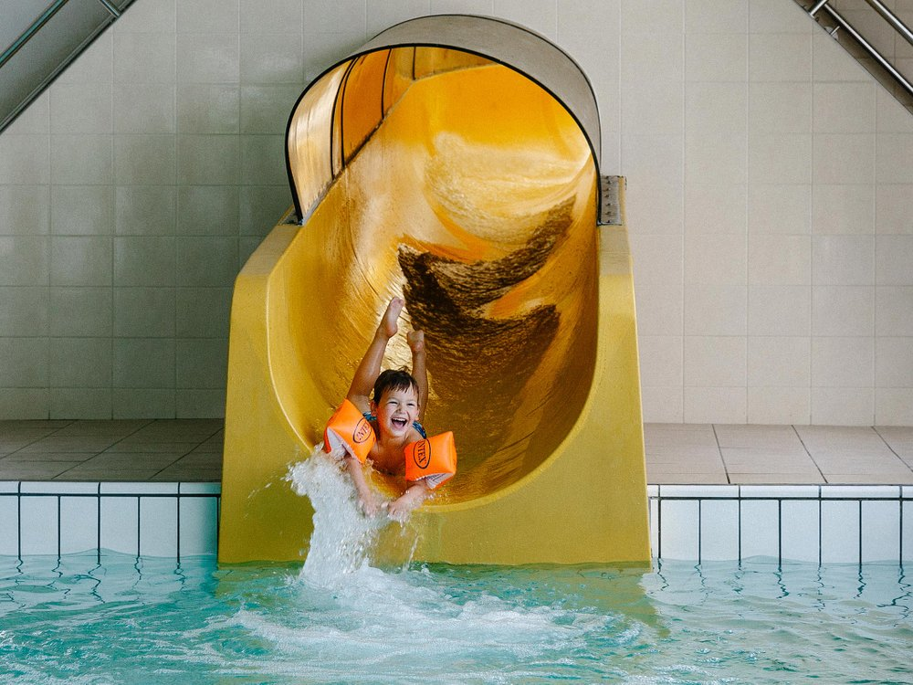 Beekse Bergen Zwembad.Dagje Zwemmen Op Het Vakantiepark Beekse Bergen