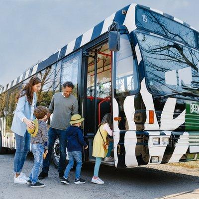 <h4>Ontdek leuke en spannende weetjes tijdens de bussafari</h4>