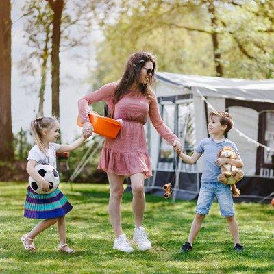 <h4>Un camping de luxe</h4>