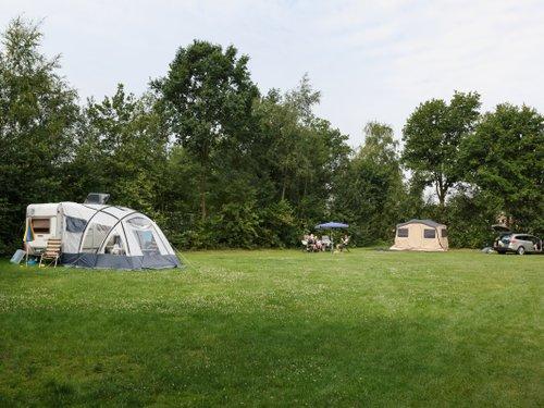 <h4>Standaard kampeerplaats</h4>