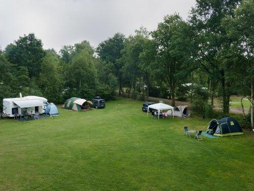 <h4>Luxe kampeerplaats</h4>