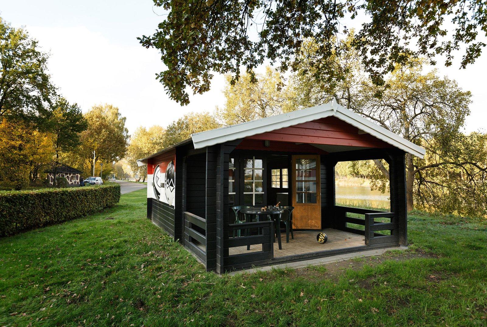 Blokhut | 4-persoons accommodatie | Beekse Bergen