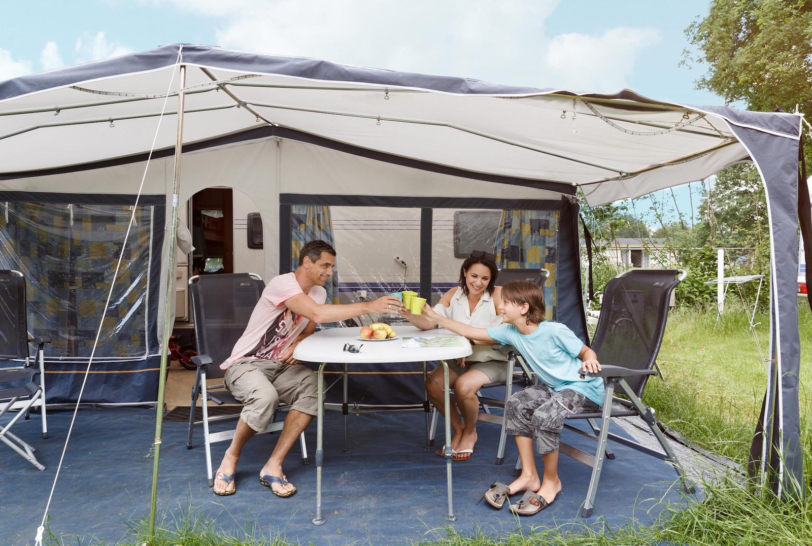 Camping on a Comfort Pitch | Beekse Bergen