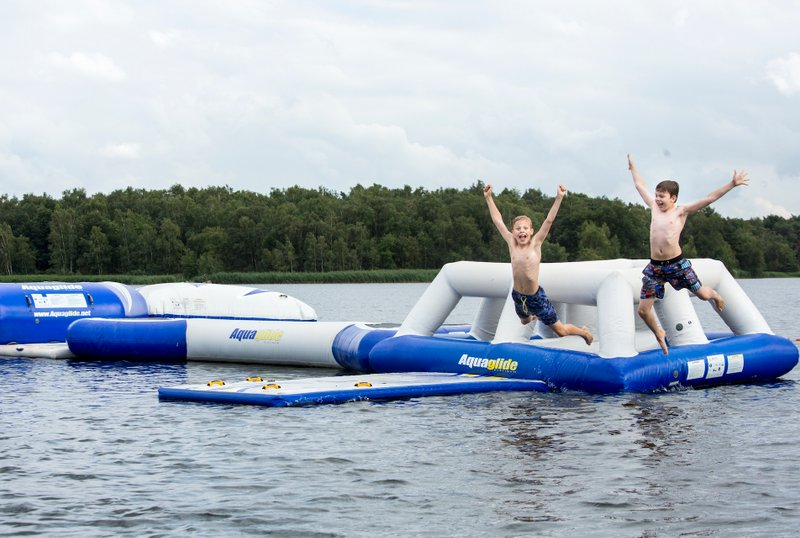 duikeiland waterpret speelland